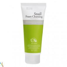 [3W CLINIC] Пенка для умывания УЛИТОЧНЫЙ МУЦИН Snail Foam Cleansing, 100 мл